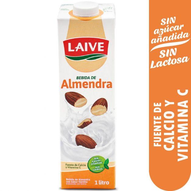 Bebida De Almendra Laive Caja 1 Litro