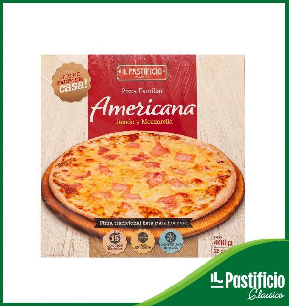 PIZZA AMERICANA IL PASTIFICIO x 400G