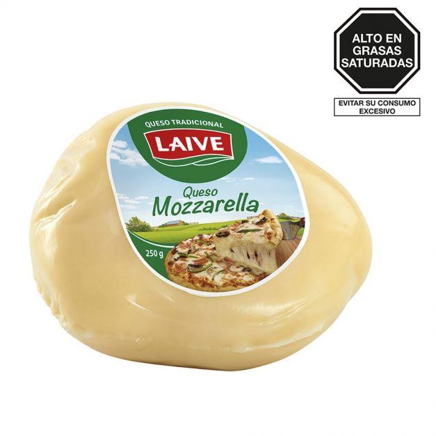 Queso Mozzarella Laive Porción 250 g