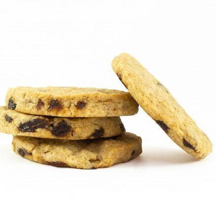 Cookies Avena con Pasas (Bolsa x4)