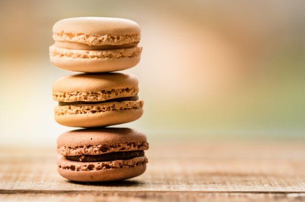 Macarons - Caja x 3