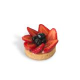 Tartaleta de frutos rojos