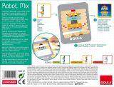 JUEGO DE PERCEPCIÓN - VISUAL ROBOT MIX