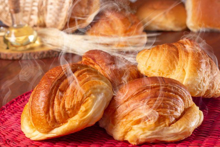 Pan Croissant x 6