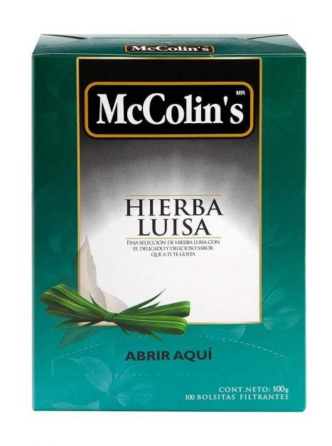 Hierba Luisa Mc Colin's 100 pqt