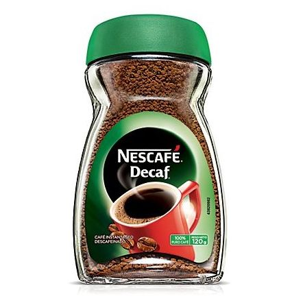 Nescafe Decaf 120g
