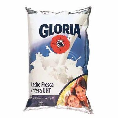 Leche Entera Bolsa 946 ml Gloria
