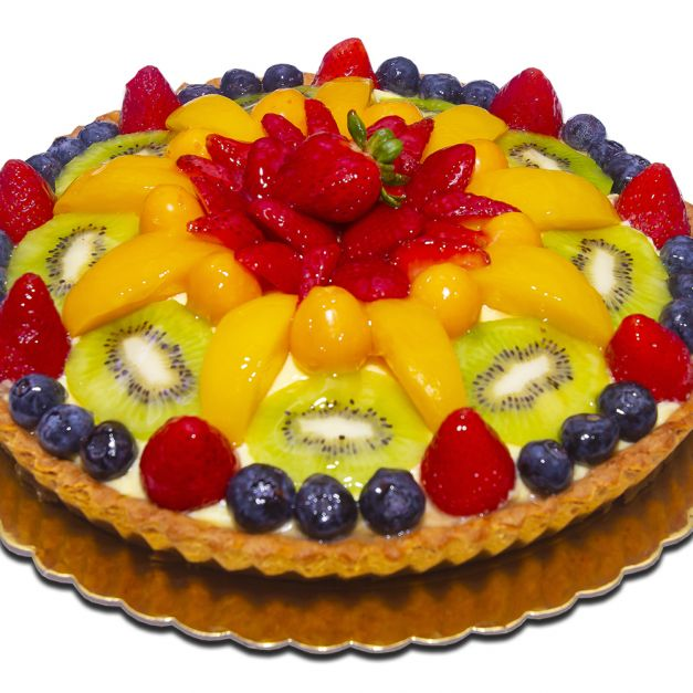 Pie de Frutas 25D