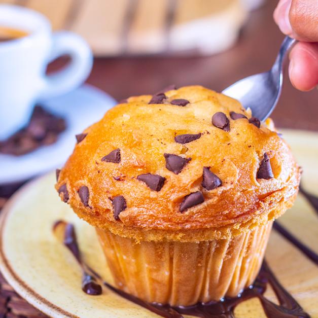 Muffin de Chocochips