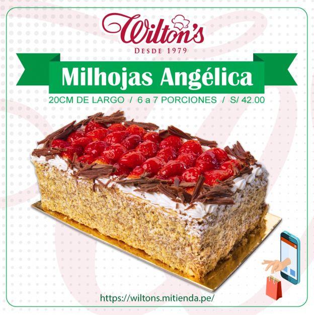 Milhojas Angélica
