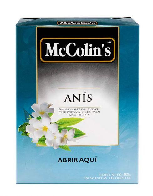 Anis Mc Colin's 100 pqt