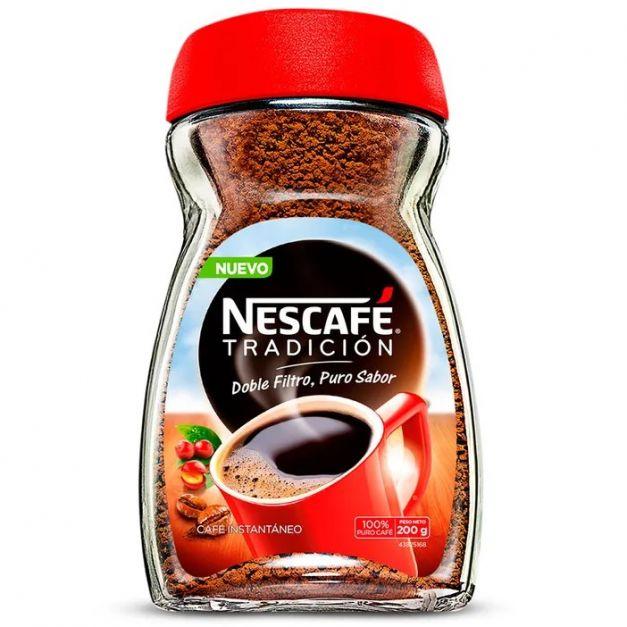 Nescafé Tradición 200gr
