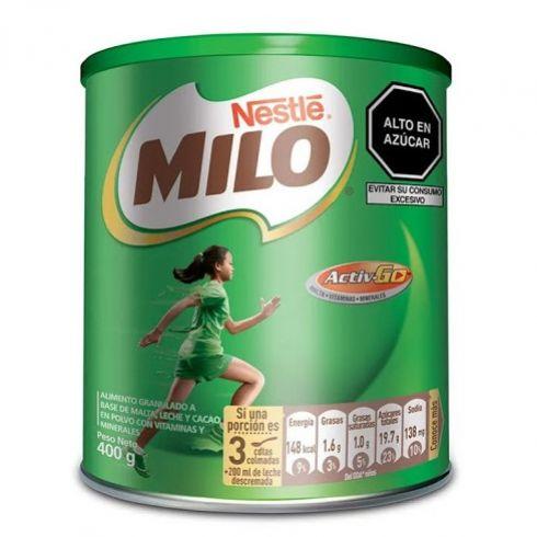 Milo 400gr Nestle
