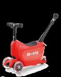 Mini Micro2Go Deluxe Plus Rojo