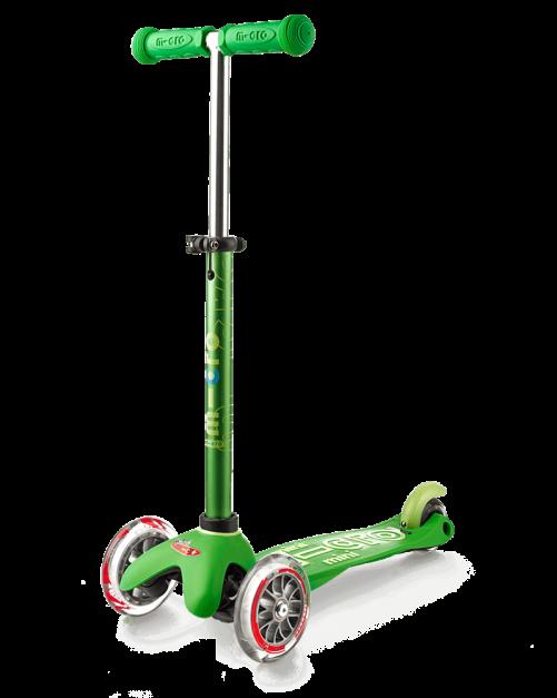 Mini Micro Deluxe Verde