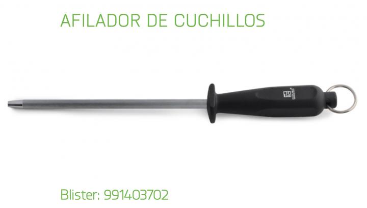 AFILADOR DE CUCHILLO M/NEGRO (TK-7074)