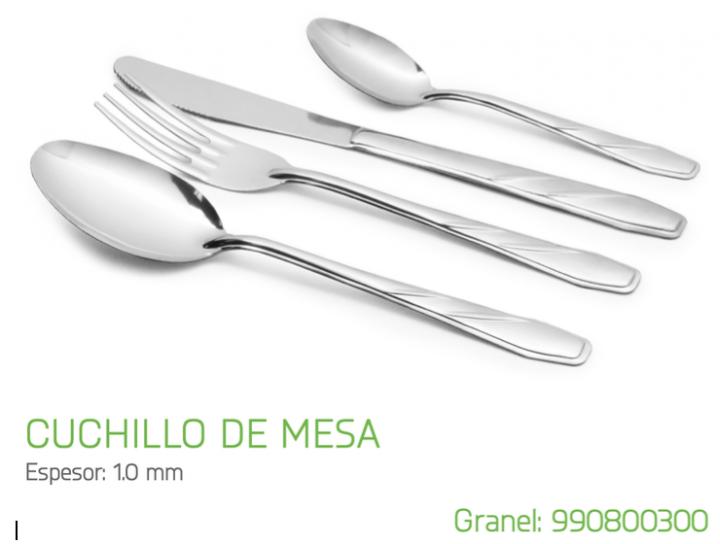 CUCHILLO DE MESA MODELO 80