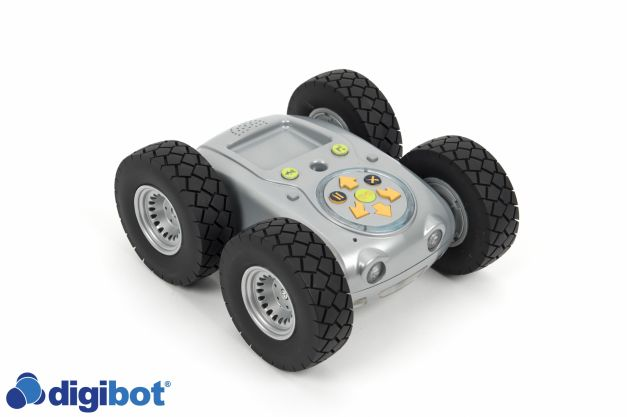 Rugged robot