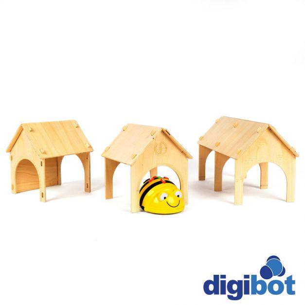 Bee-Bot / Blue-Bot Túneles