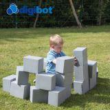 Juego de Roles: Bloques de cemento(espuma) para construcción