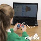 Scratch: Dispositivo de Control