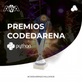 CodedArena | ¡Aprende Python como jugando!