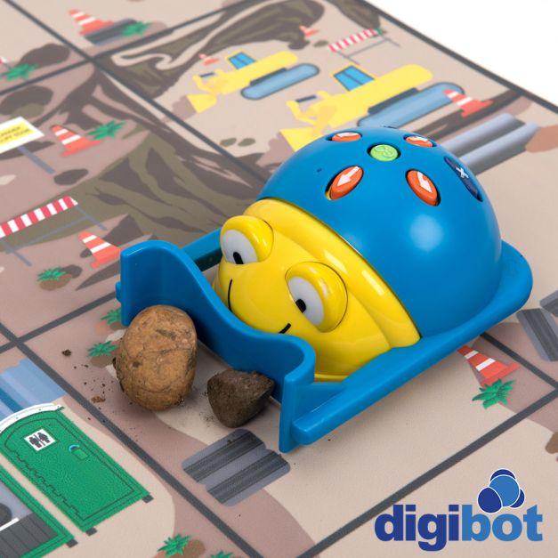 BeeBot / BlueBot Empujador