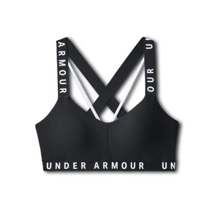 TOP UNDER ARMOUR NEGRO