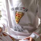 Polo y Pantalon Pizzas Niña