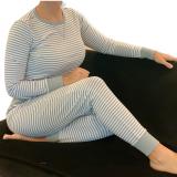 Polo Manga Larga y Legging