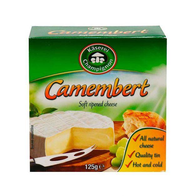 QUESO CAMEMBERT EN LATA X 125 GRS