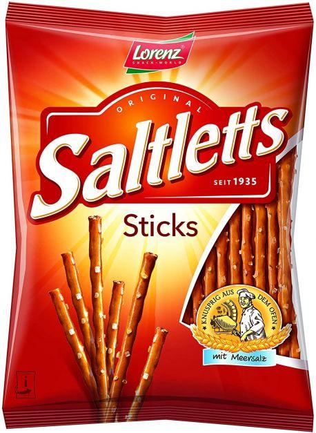SALTLETTS Sticks Classic Bolsa 75 g.