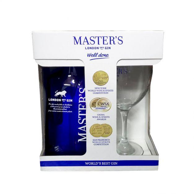 GIN MASTER + COPA X 700 ML