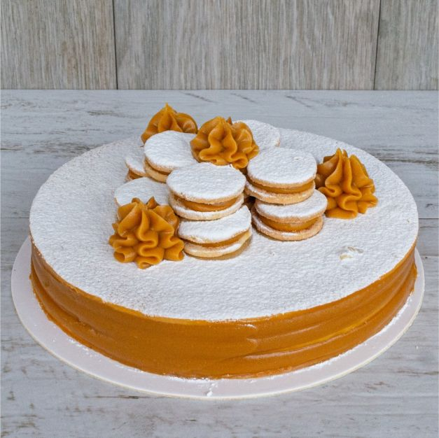 Torta de Alfajor