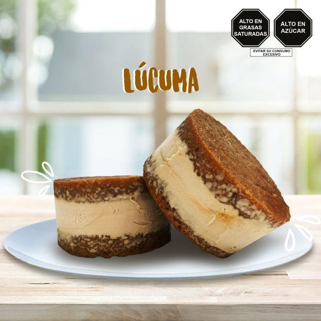 Sandwich de Lúcuma