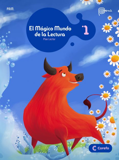LIBRO DE PLAN LECTOR PRIM 1/A - 2019