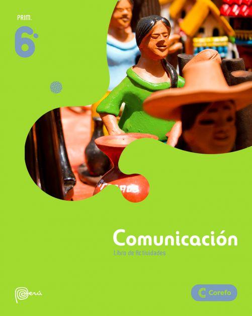 LIBRO DE COMUNICACION PRIM 6/A (PACK DE 4) - 2020