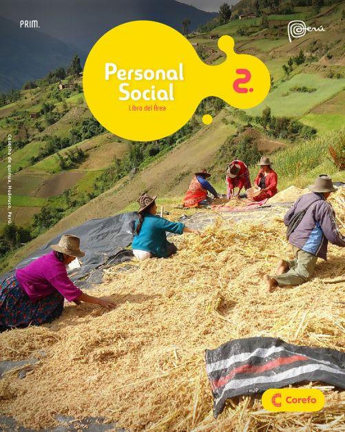 LIBRO DE PERSONAL SOCIAL PRIM 2/A (PACK DE 2) - 2020