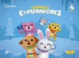 LIBRO DE INICIAL 4 AÑOS/A (PACK DE 11) - 2020