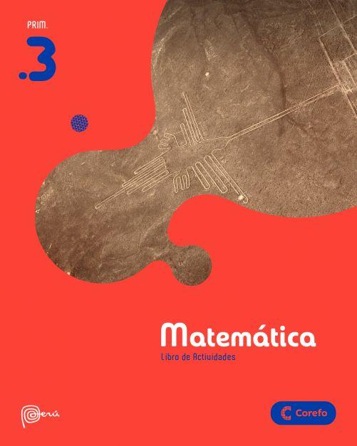 LIBRO DE MATEMATICA PRIM 3/A (PACK DE 3) - 2020