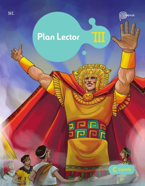 LIBRO DE PLAN LECTOR SEC III/A - 2020