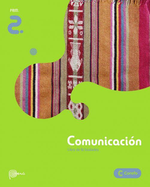 LIBRO DE COMUNICACION PRIM 2/A (PACK DE 4) - 2020