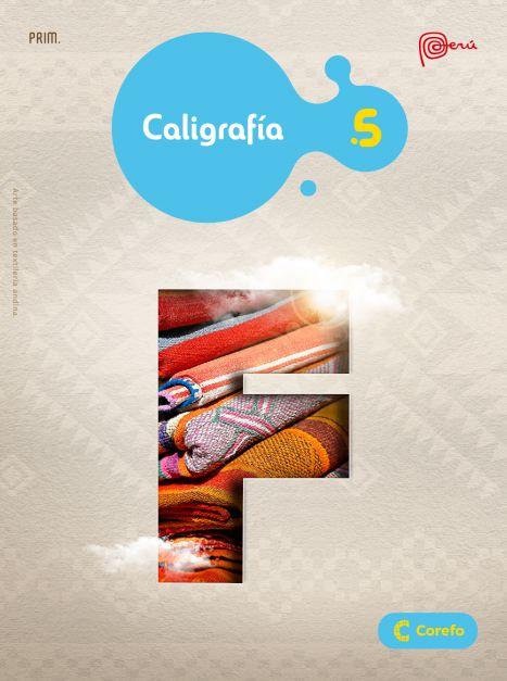 LIBRO DE CALIGRAFIA PRIM 5/A - 2020