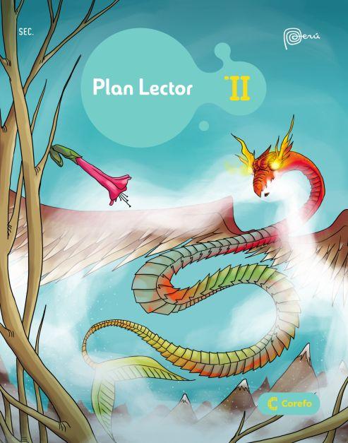 LIBRO DE PLAN LECTOR SEC II/A - 2020