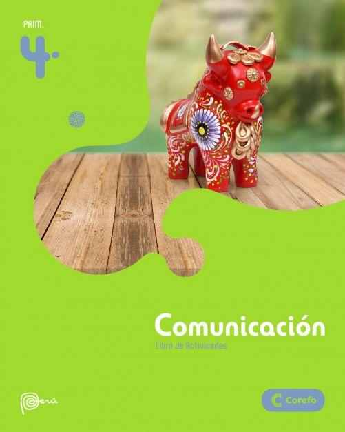 LIBRO DE COMUNICACION PRIM 4/A (PACK DE 4) - 2020