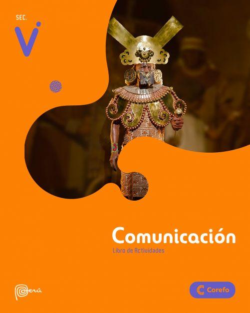 LIBRO DE COMUNICACION SEC V/A (PACK DE 4) - EDICIÓN 2020