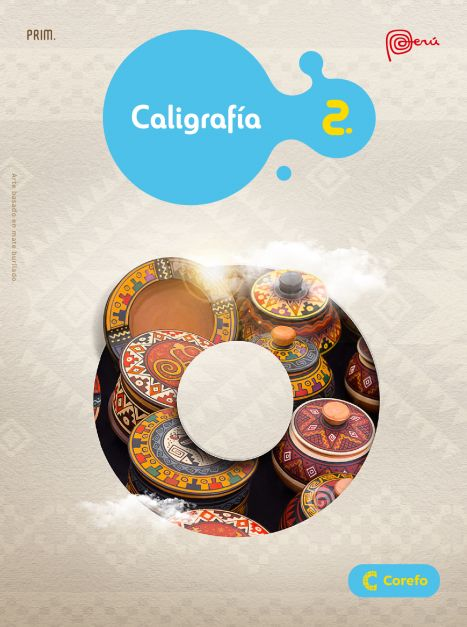 LIBRO DE CALIGRAFIA PRIM 2/A - 2020