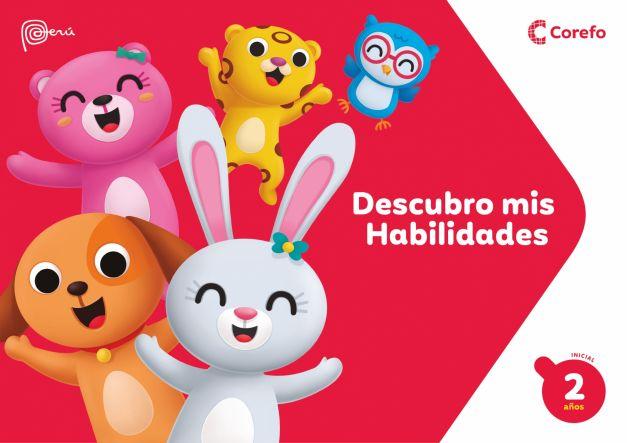 LIBRO DE INICIAL 2 AÑOS/A (PACK DE 5) - 2020