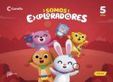 LIBRO DE INICIAL 5 AÑOS/A (PACK DE 11) - EDICIÓN 2020