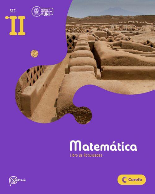 LIBRO DE MATEMATICA SEC II/A (PACK DE 3) - 2020